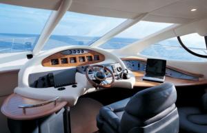 55-Azimut-yacht-wheel
